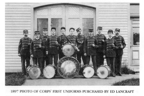Ed Lancraft, Lancraft Fife & Drum Corps History, 62 Clark Ave North Haven, CT 06473 USA.
